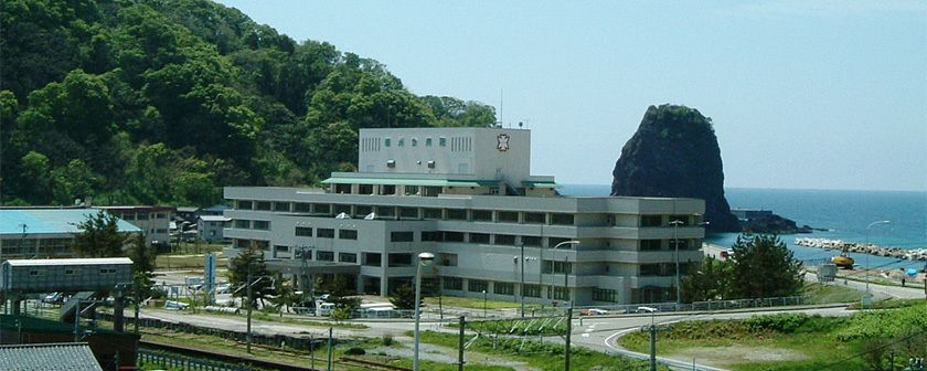 山北徳洲会病院の画像