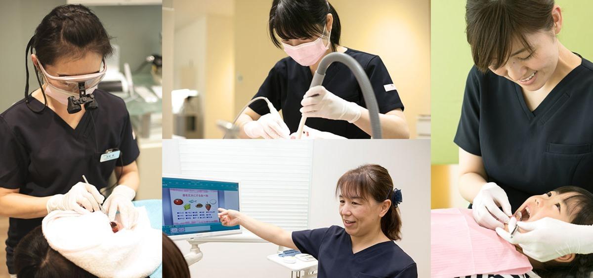 あい歯科・小児歯科(歯科衛生士の求人)の写真1枚目:18時半退勤!千葉県、成田市近郊で【従業員満足度No1】を目指している医院です