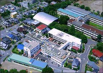 福田記念病院の画像