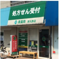 泉薬局 津久野店の画像
