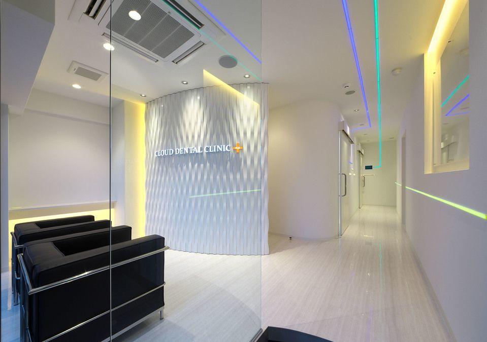 クラウド歯科(歯科衛生士の求人)の写真2枚目:自費患者専用の待合室