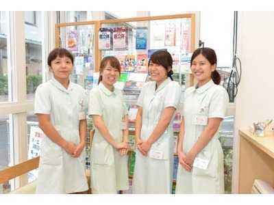 アイ薬局 茶屋町店(薬剤師の求人)の写真1枚目:マニュアルどおりでない患者さんひとりひとりに合わせた接客を心がけています
