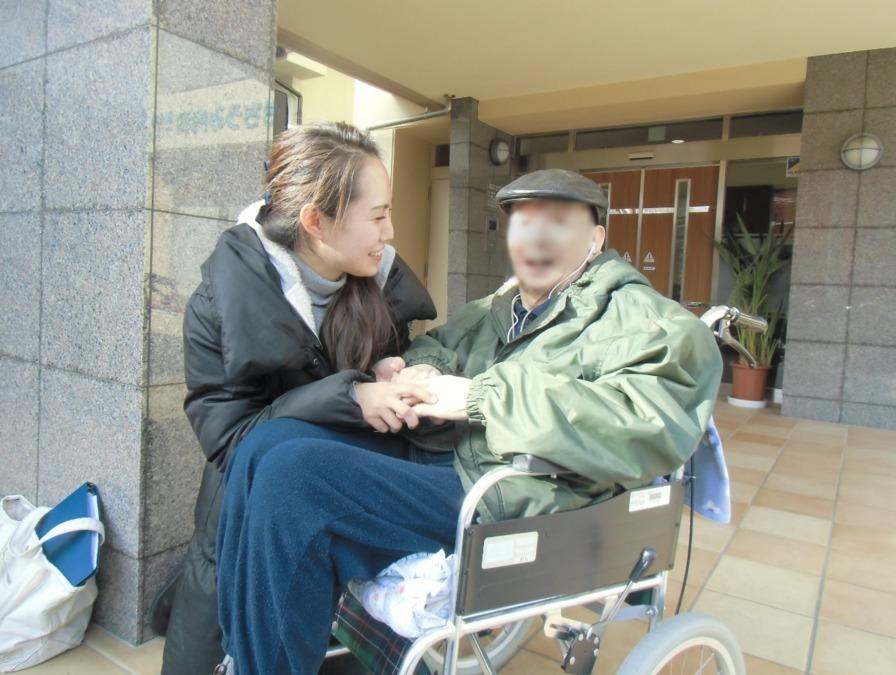 ケアセンターユタカの写真1枚目:ご高齢者の毎日を支援しております