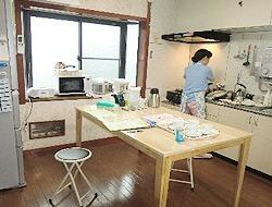 岡喜デイサービス 尼ケ坂(介護職/ヘルパーの求人)の写真1枚目:家庭的な雰囲気を大事にしています