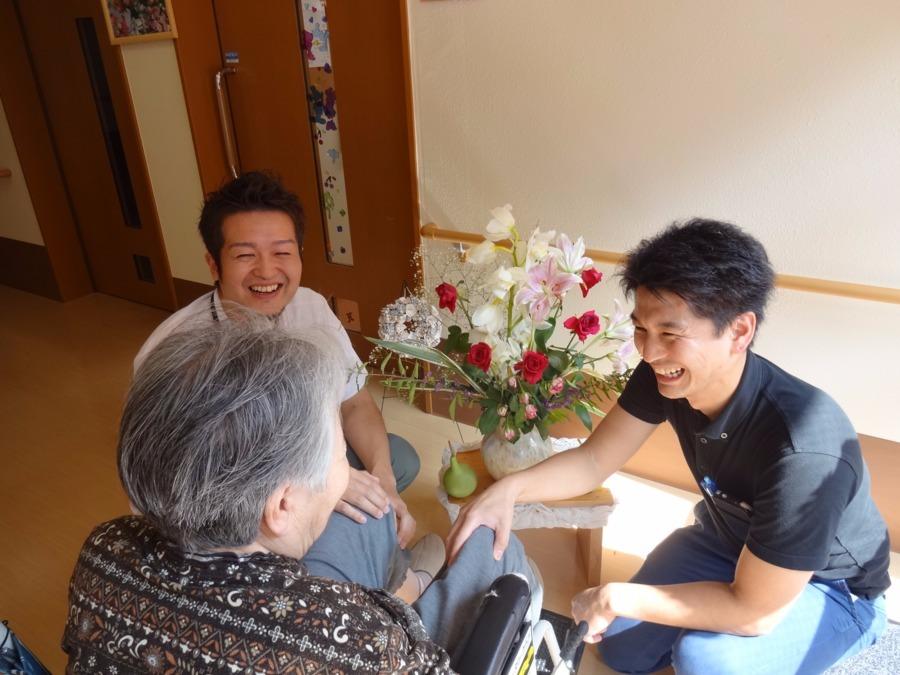 特別養護老人ホーム玲光苑【ユニット型】の画像