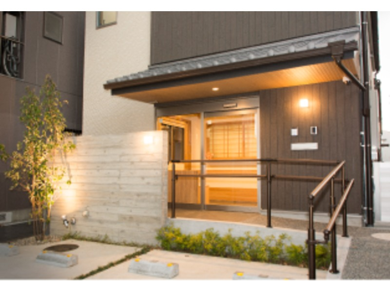 サービス付き高齢者向け住宅 みかちゃんの家(介護職/ヘルパーの求人)の写真1枚目:2016年12月に開設されました