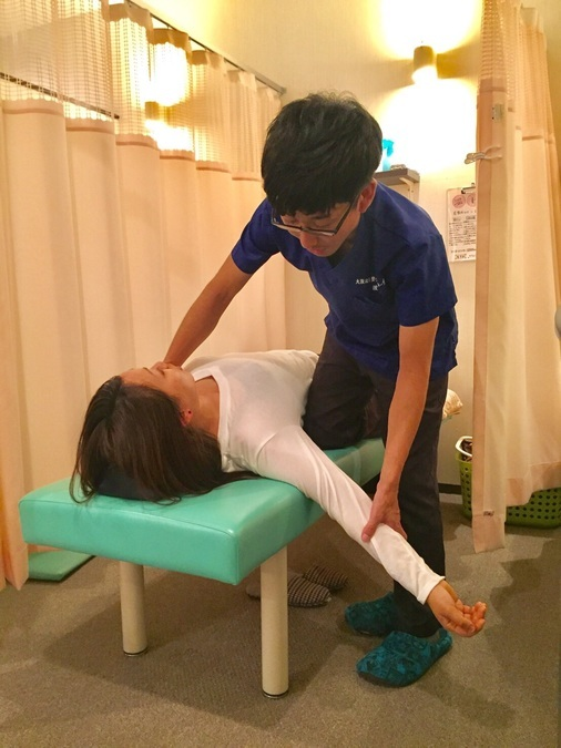 はら鍼灸整骨院 三国院【2020年09月オープン】(柔道整復師の求人)の写真1枚目:矯正施術