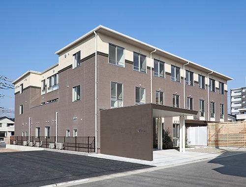 アルファリビング広島段原の画像