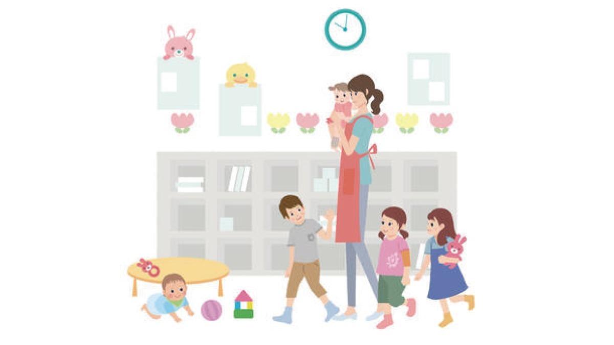 佃幼稚園の画像