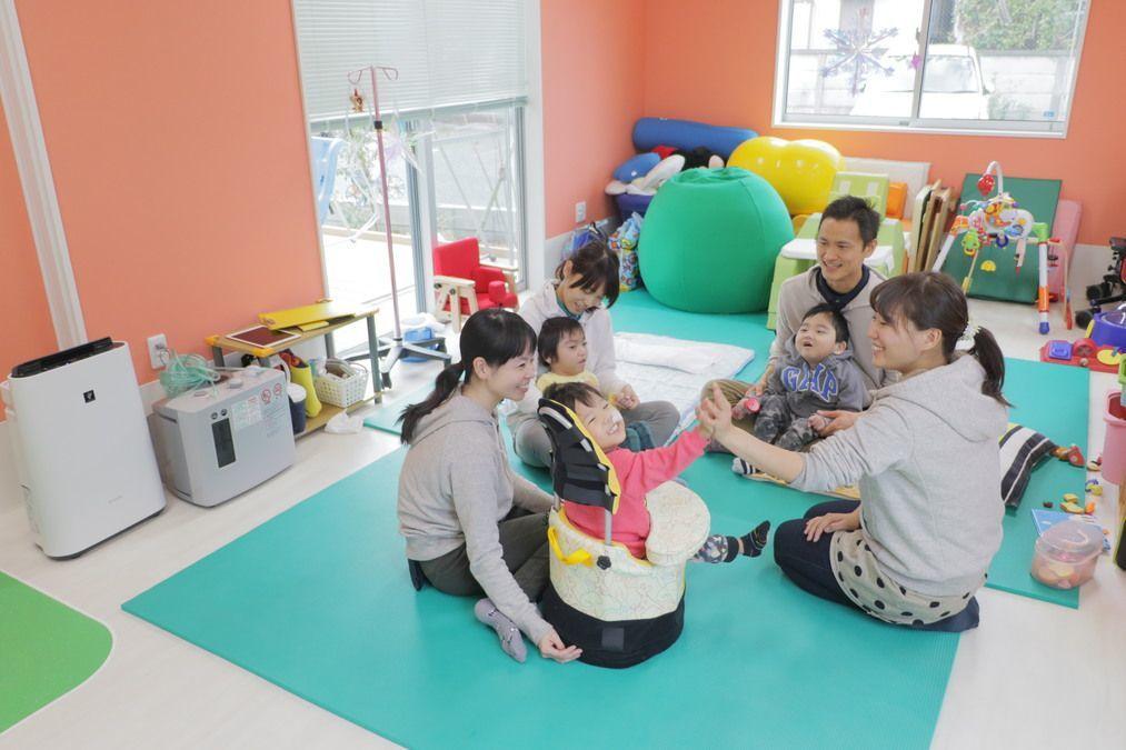 療育室つばさ(NPO法人Social Development Japan)の画像