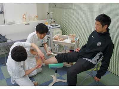 はなまる鍼灸整骨院伝法院(柔道整復師の求人)の写真1枚目: