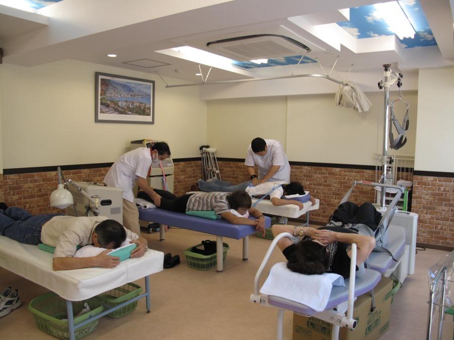 山川病院(作業療法士の求人)の写真1枚目: