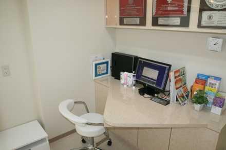 海岸歯科室(歯科衛生士の求人)の写真:カウンセリングルーム