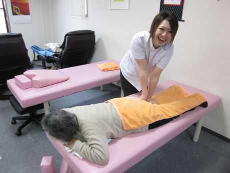 ディサービス笑顔いちばん 岐阜店(柔道整復師の求人)の写真:生活機能改善リハビリを行うデイサービスです。