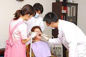北町グリーン歯科医院(歯科医師の求人)の写真2枚目:患者さんが安心できる歯科医院を目指しています!