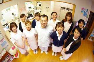 シラカベ歯科医院の画像