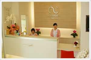 なかよし歯科(歯科助手の求人)の写真:当院のスタッフが明るくお出迎えします