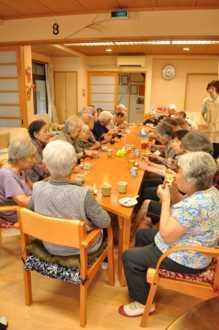 デイサービスセンターかざぐるま(介護職/ヘルパーの求人)の写真:昔懐かしいところ・心地よいところ・常に安心できるところを目指しています