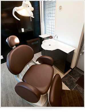 阪奈インプラントセンター はんな歯科医院(歯科衛生士の求人)の写真:特別室もあります