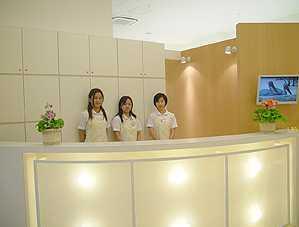 ますだ歯科 リーフウォーク稲沢(歯科衛生士の求人)の写真:スタッフ一同ご応募おまちしております。