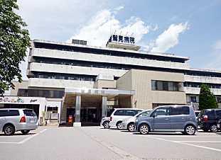 鷲見病院(診療放射線技師の求人)の写真:子育てサポート企業認定マーク「くるみん」を取得している安心の職場です!