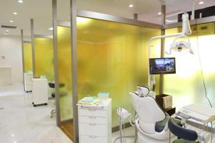 ひだまり歯科クリニック(歯科医師の求人)の写真:すべての診療室が個室タイプになっています