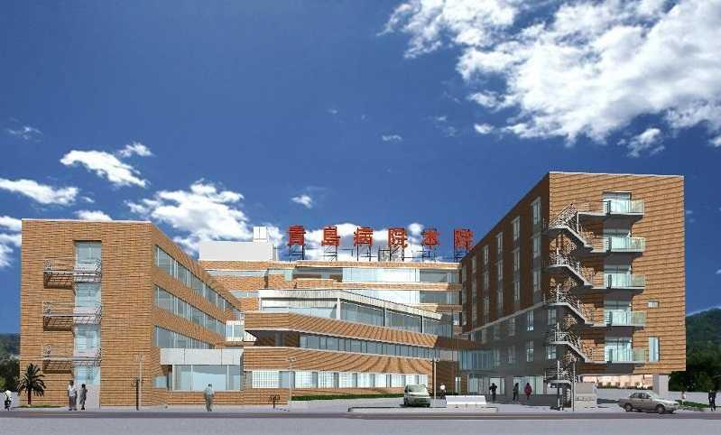 貴島病院本院の画像