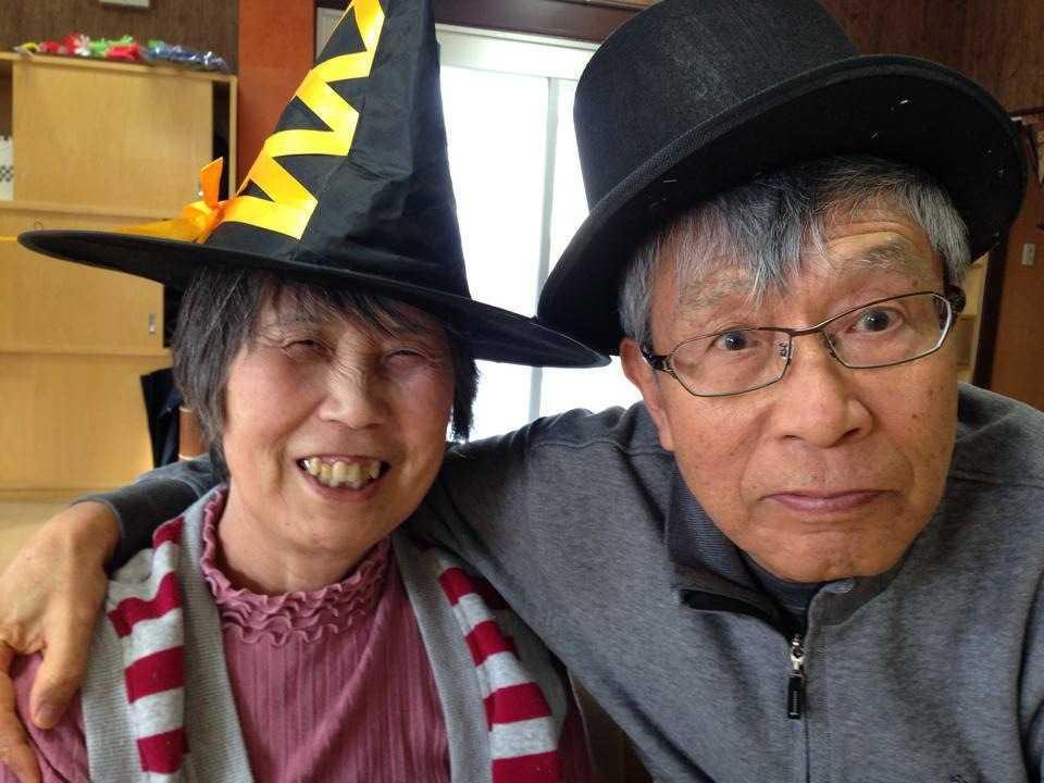 生きがい工房上和田(介護職/ヘルパーの求人)の写真:いつも笑顔の絶えない施設です!