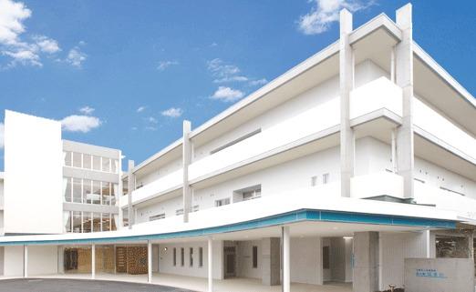介護老人保健施設葵の園・はまの(看護師/准看護師の求人)の写真:リハビリテーションに重点をおいた千葉県初の在宅復帰支援機能加算施設です