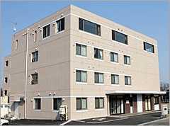 住宅型有料老人ホーム ナーシングホーム三条(看護師/准看護師の求人)の写真:自分らしい快適な生活を大切に考えている施設です