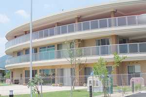 大山記念病院(作業療法士の求人)の写真1枚目:病院から徒歩5分の場所に保育園があるので、子育て中の方も安心!