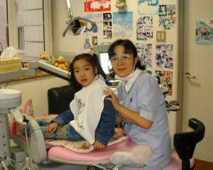 まゆみ歯科小児歯科医院(歯科衛生士の求人)の写真1枚目:ご応募お待ちしております