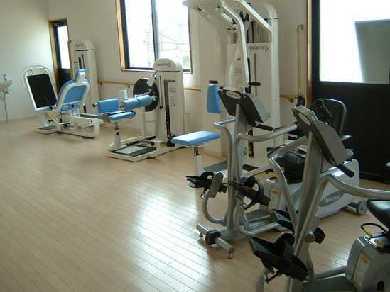 ほのぼのデイサービスセンター雅(理学療法士の求人)の写真:運動機器です♪