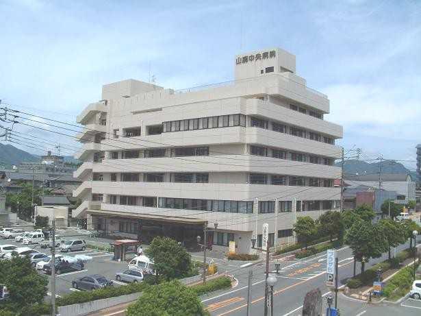山鹿中央病院の画像