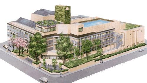港区立特別養護老人ホームサン・サン赤坂の画像
