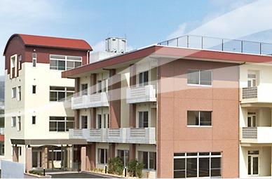 特別養護老人ホーム津高寮の画像