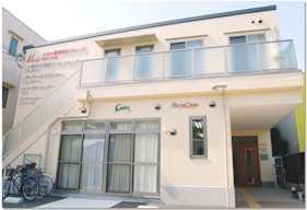 小規模多機能型居宅介護アルモニー西淀川大野(介護タクシー/ドライバーの求人)の写真1枚目:出来島駅から徒歩5分です!