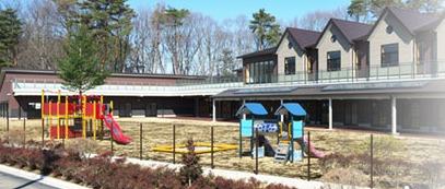 ステラ獨協前保育園(保育士の求人)の写真:新しく綺麗な園です
