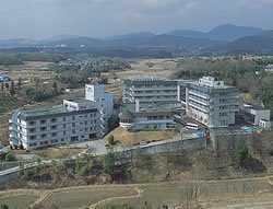 療養型医療施設 三田温泉病院の画像