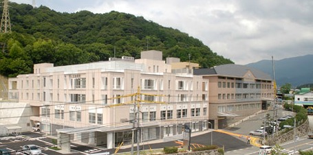 乙金病院(言語聴覚士の求人)の写真1枚目:地域に開かれた、信頼される病院を目指しています