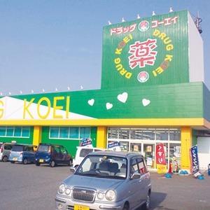 ドラッグコーエイ川崎店の画像