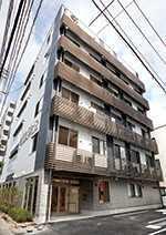 住宅型有料老人ホーム アルファリビング岡山駅西の画像