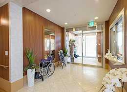 ゴールドエイジ城西【訪問看護】(看護師/准看護師の求人)の写真3枚目:綺麗で生活しやすい施設です