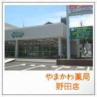 やまかわ薬局 野田店の画像