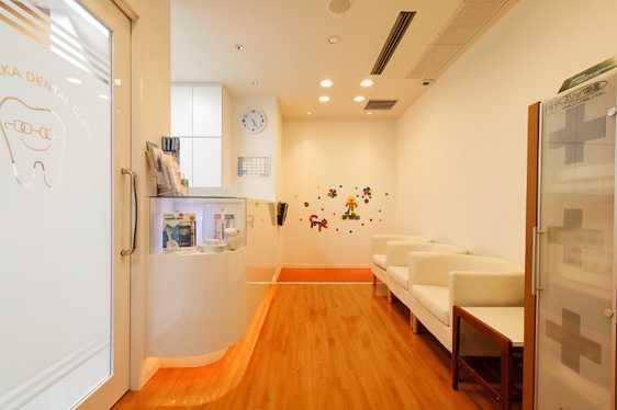 やまなか歯科クリニックの写真1枚目:温かい雰囲気の院内は「リラックスできる」と評判です