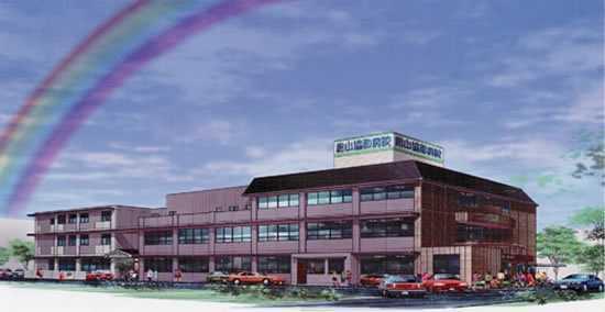 松山協和病院の画像