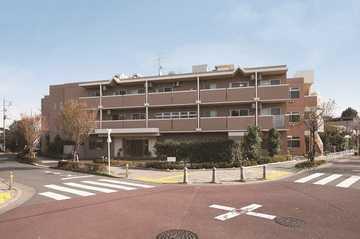 介護付有料老人ホームニチイホーム成城の画像