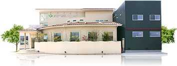 まなべ歯科クリニック(歯科衛生士の求人)の写真:快適空間を目指す歯科医院です