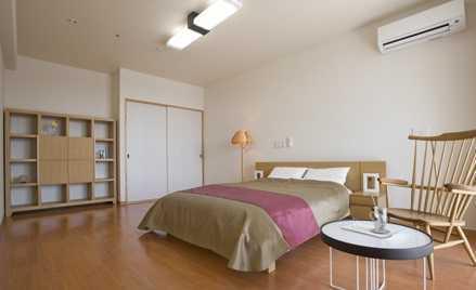 介護付有料老人ホームグランヴィル前橋(看護師/准看護師の求人)の写真2枚目:ひろびろとした居室