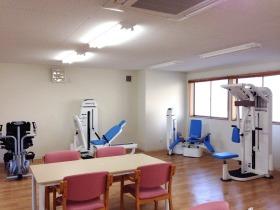 リュッカ正徳(理学療法士の求人)の写真:機能訓練等にも力を入れているデイサービスセンターです